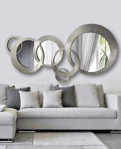 espejos decorativos espejos de cristal espejos redondos