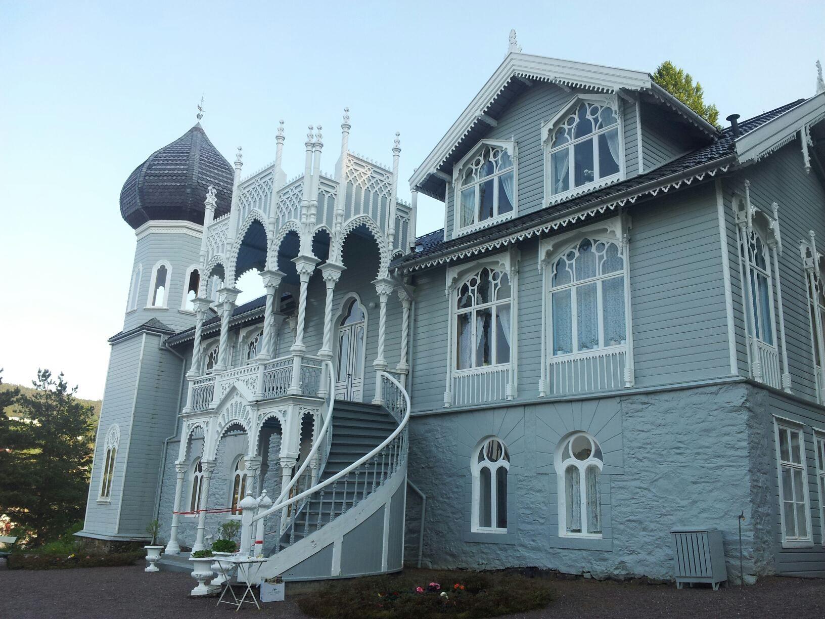 Lysøen home of Ole Bull