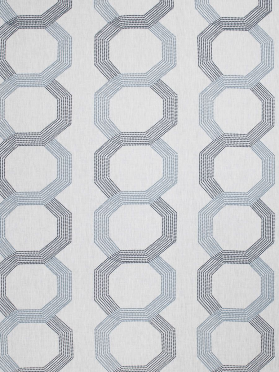 Fabricut Blue and White Circles #fabric