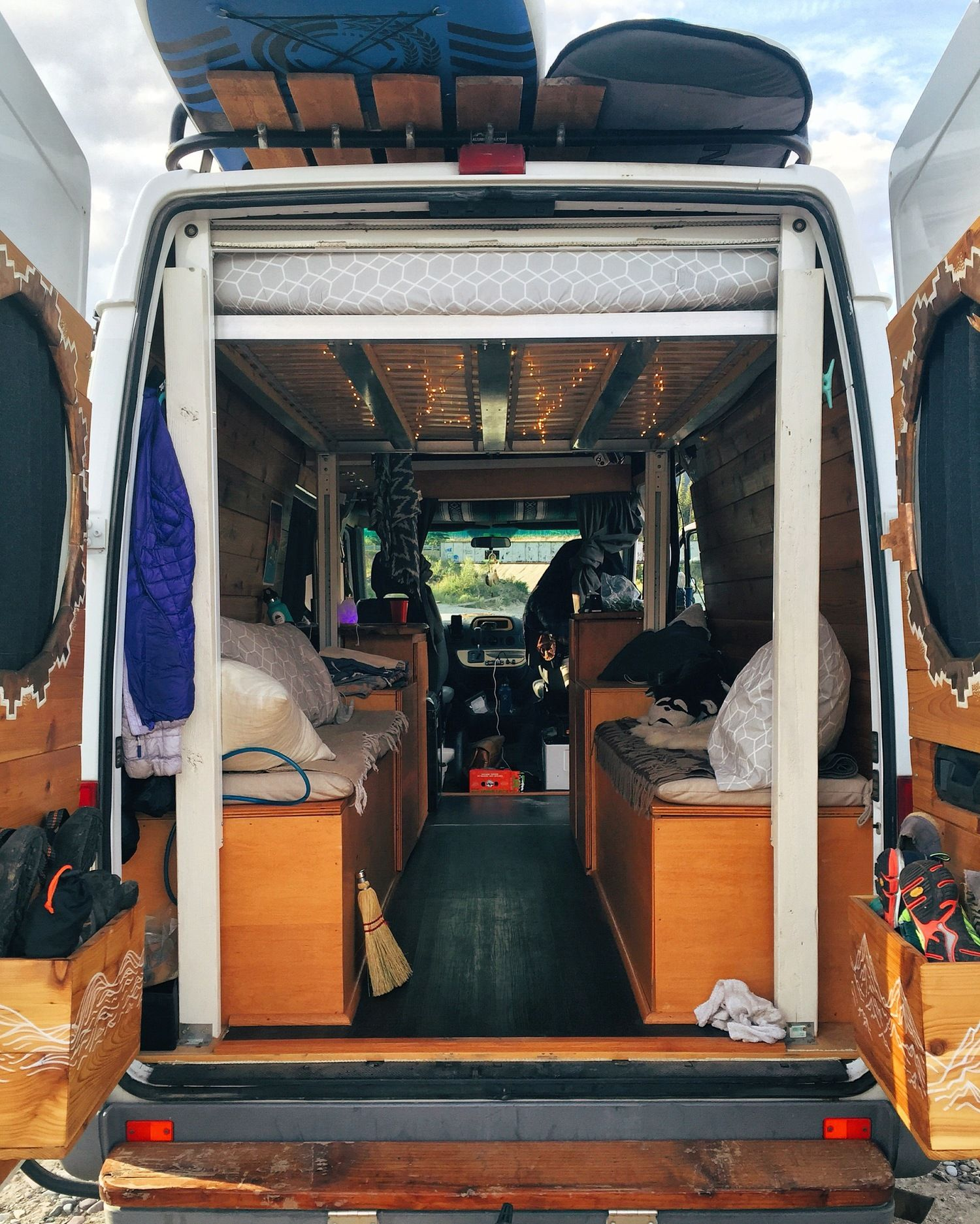 """Thoughts Things I've Learned 6 Months Into """"Van Life"""