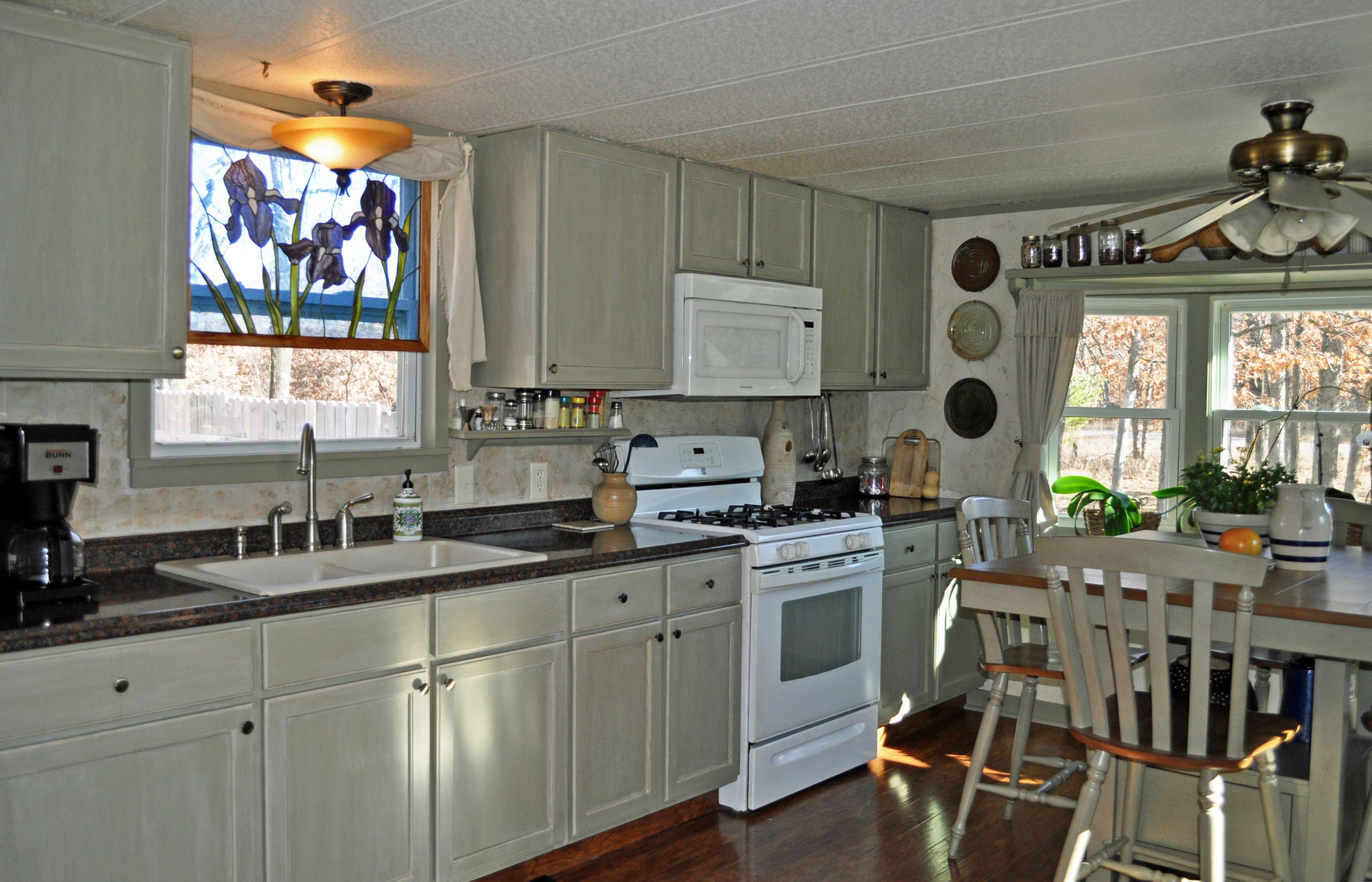 Small Mobile Home Kitchens Novocom Top