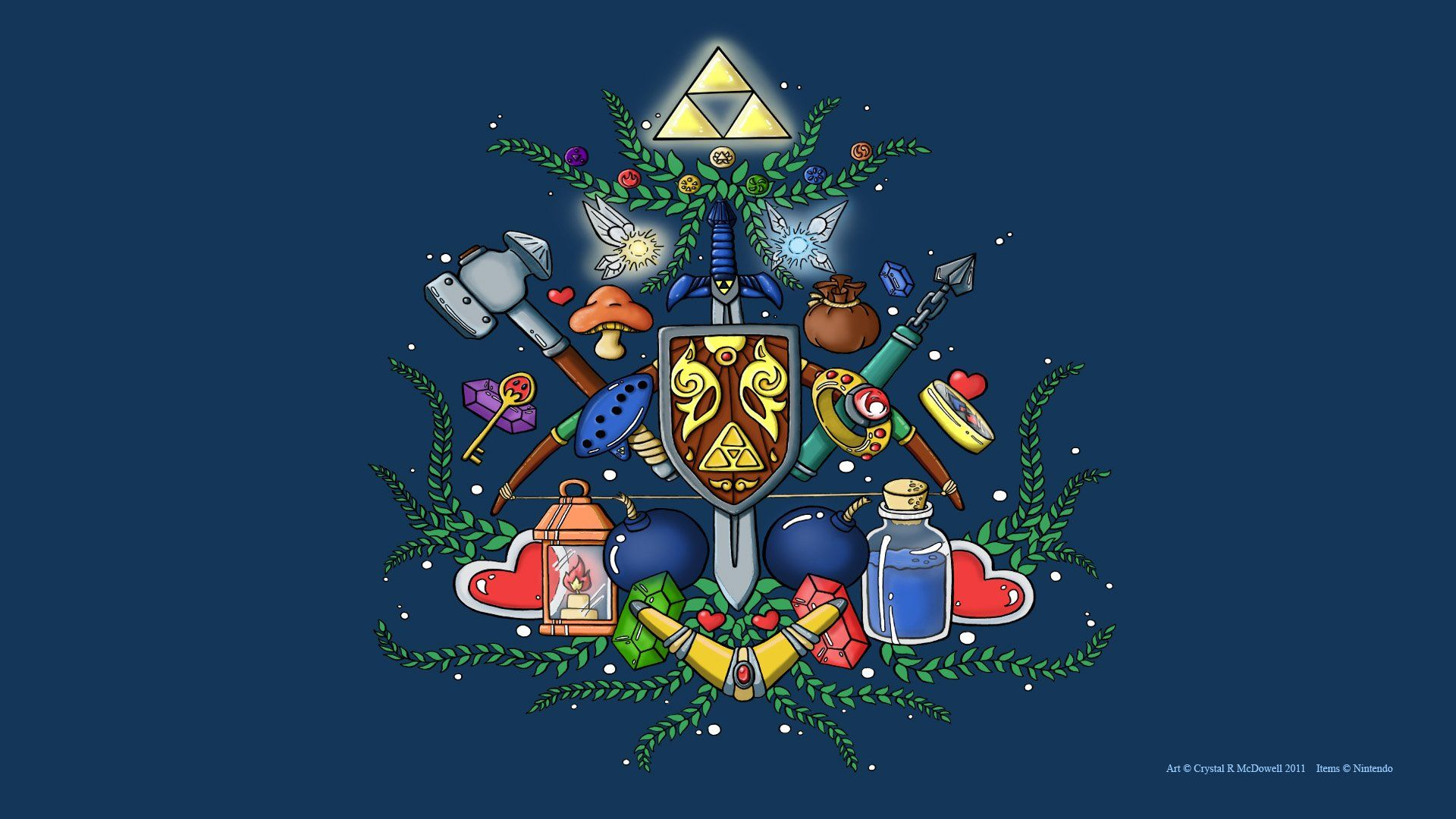 Download The Legend Of Zelda Wallpapers For Android The Legend Of