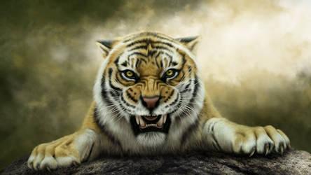 Alenaekaterinburg Hobbyist Digital Artist Deviantart In 2021 Tiger Wallpaper New Wallpaper Hd Tiger Artwork