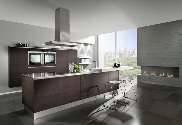 Offeneküche wohnküche kücheninsel holzküche www kueche co de · design