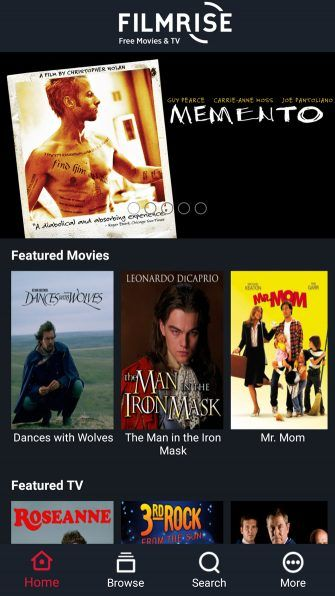 streaming movies to television by Norrin Radd