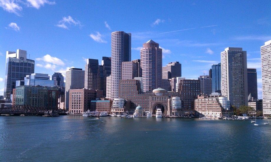 #Boston #skyline