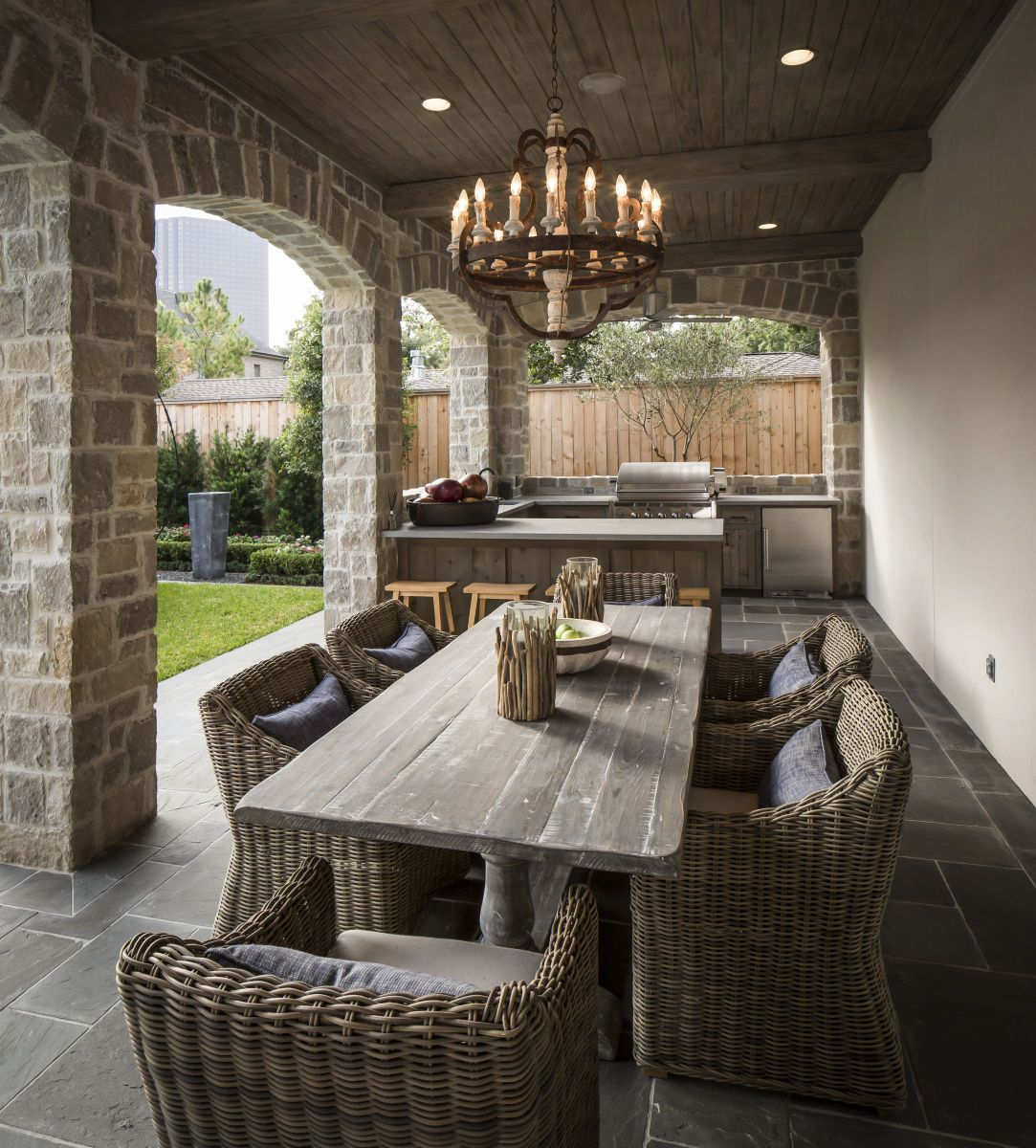 Thompson Custom Homes Outdoor rooms, Patio, Outdoor