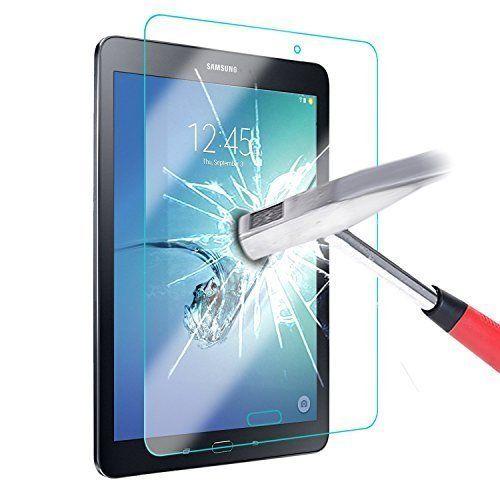 ELTD Samsung Galaxy Tab A 7.0 Displayschutz, Glas Folie Schutzfolie Glas Panzerfolie Displayschutzfolie f�r Samsung Galaxy Tab A 7.0 Klar Anti-Kratz Screen Protector Displayschutz - 9H Hardness aus