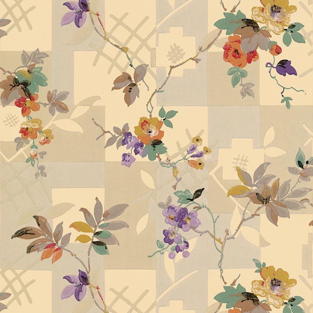 Vintage 1930s Wallpapers Bradbury Bradbury Vintage Wallpaper Patterns Floral Wallpaper Victorian Era Wallpaper