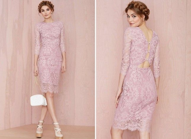 15 Dresses to Wear to a Winter Wedding | Winter weddings, Lace ...