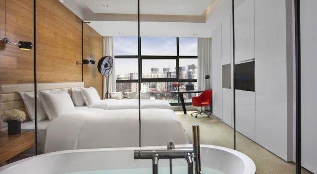 Himalayas Hotel Qingdao - 5 Star #Hotel - $104 - #Hotels #China #Qingdao #LaoshanDistrict http://www.justigo.in/hotels/china/qingdao/laoshan-district/qing-dao-zheng-da-xi-ma-la-ya_229050.html