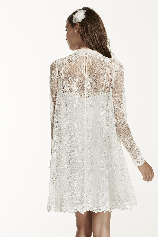 Galina lace wedding dress davidus bridal pinterest wedding