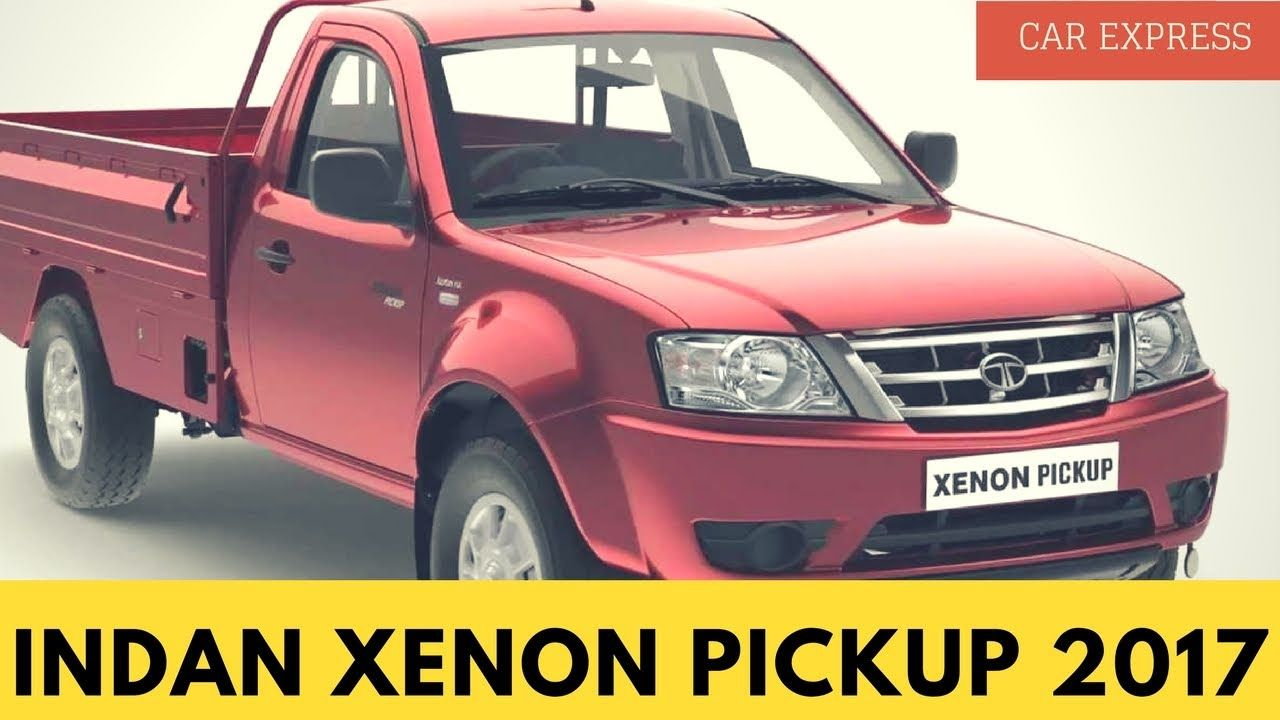 Indian Tata Xenon Pickup 2017 Model Review Best Cheapest Pickup