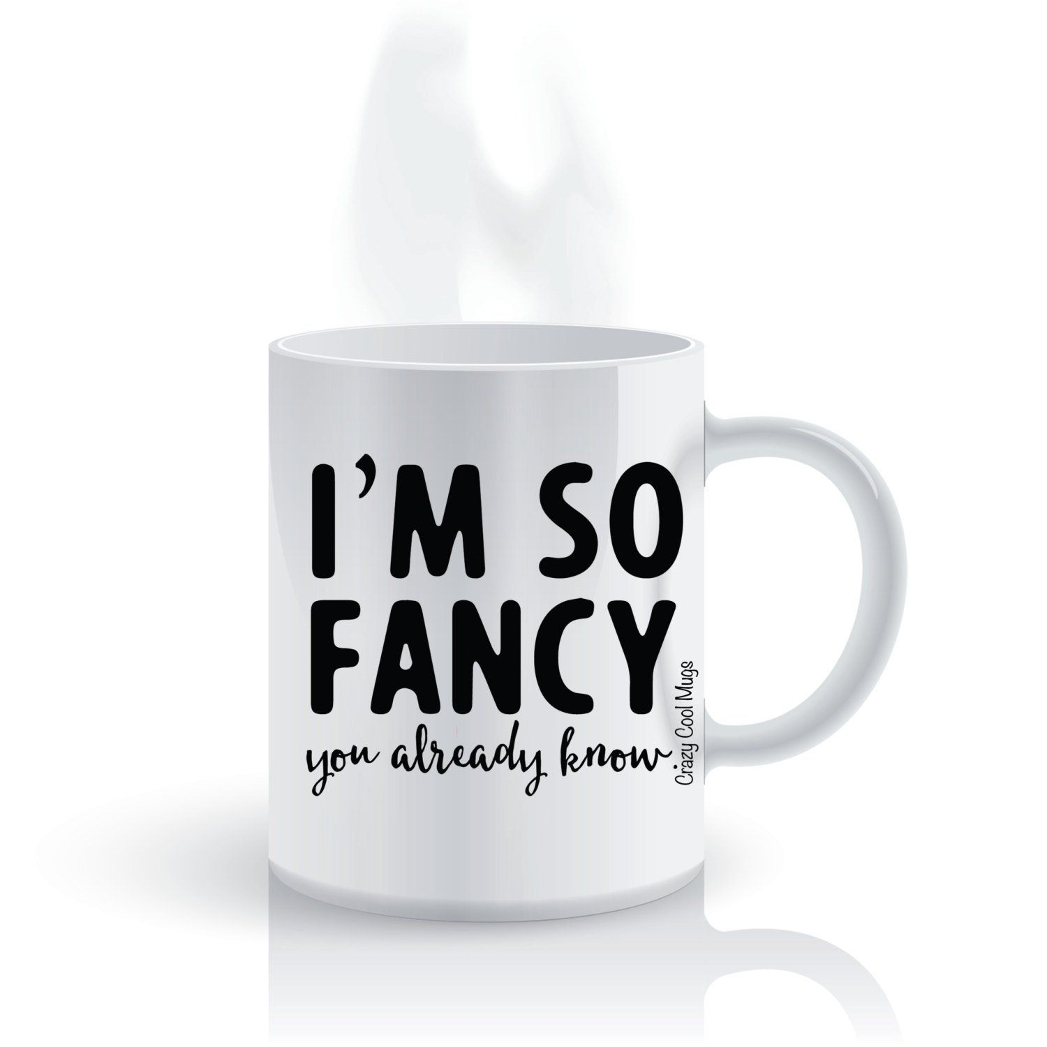 Iu0027m So Fancy You Already Know Lyric Coffee Mug
