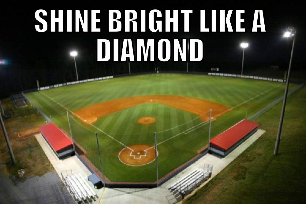The best Diamond there is ⚾️ Baseball, Baseball training