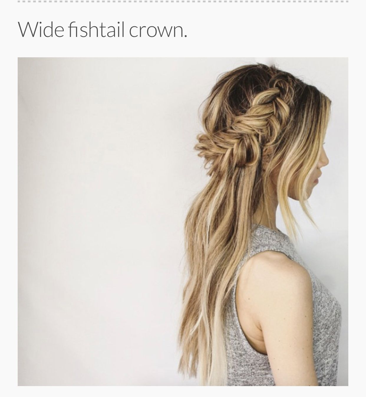 Pin by Tiffany Walker on Hair | Pinterest