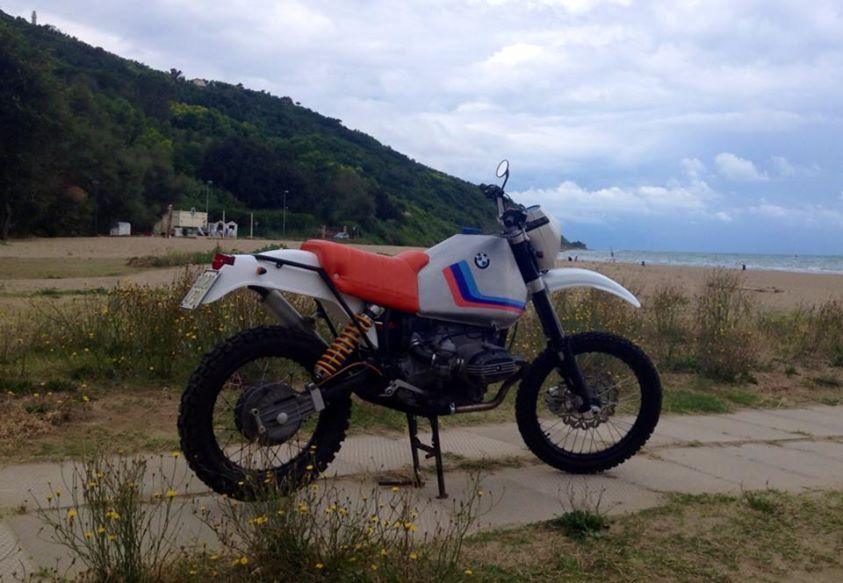 Motorrad Van Den Berg
