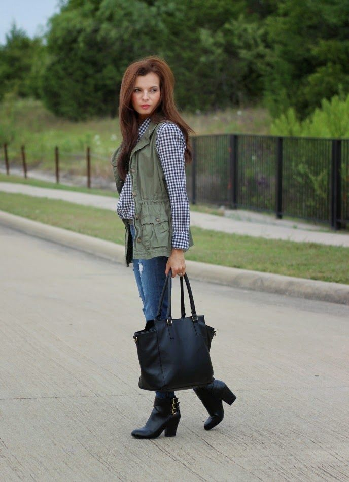 Fall into Gingham