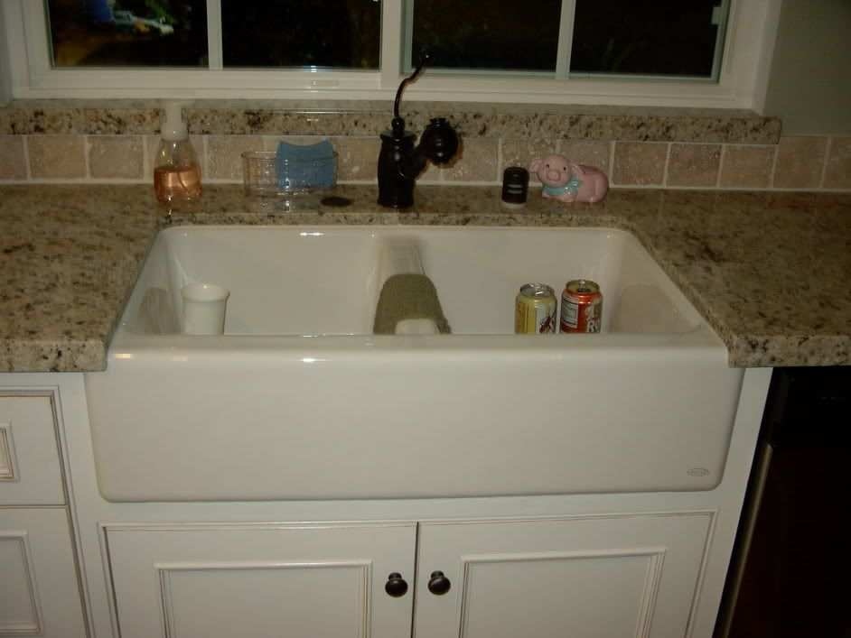 Can 39 t wait until i have an apron sink kitchens Farmhouse sink ikea