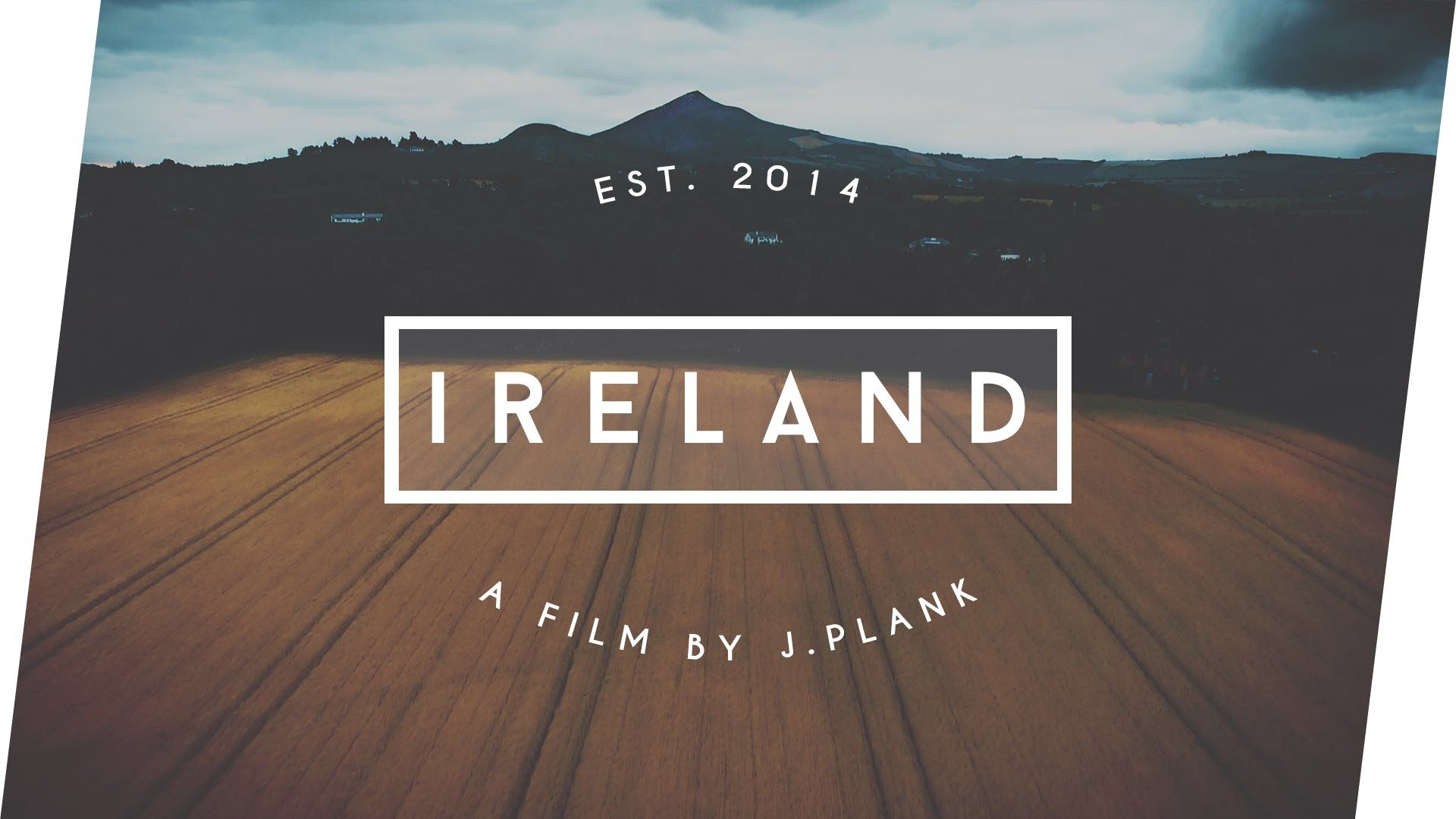 SHAPES OF IRELAND | DJI PHANTOM 3 PROFESSIONAL | 4K