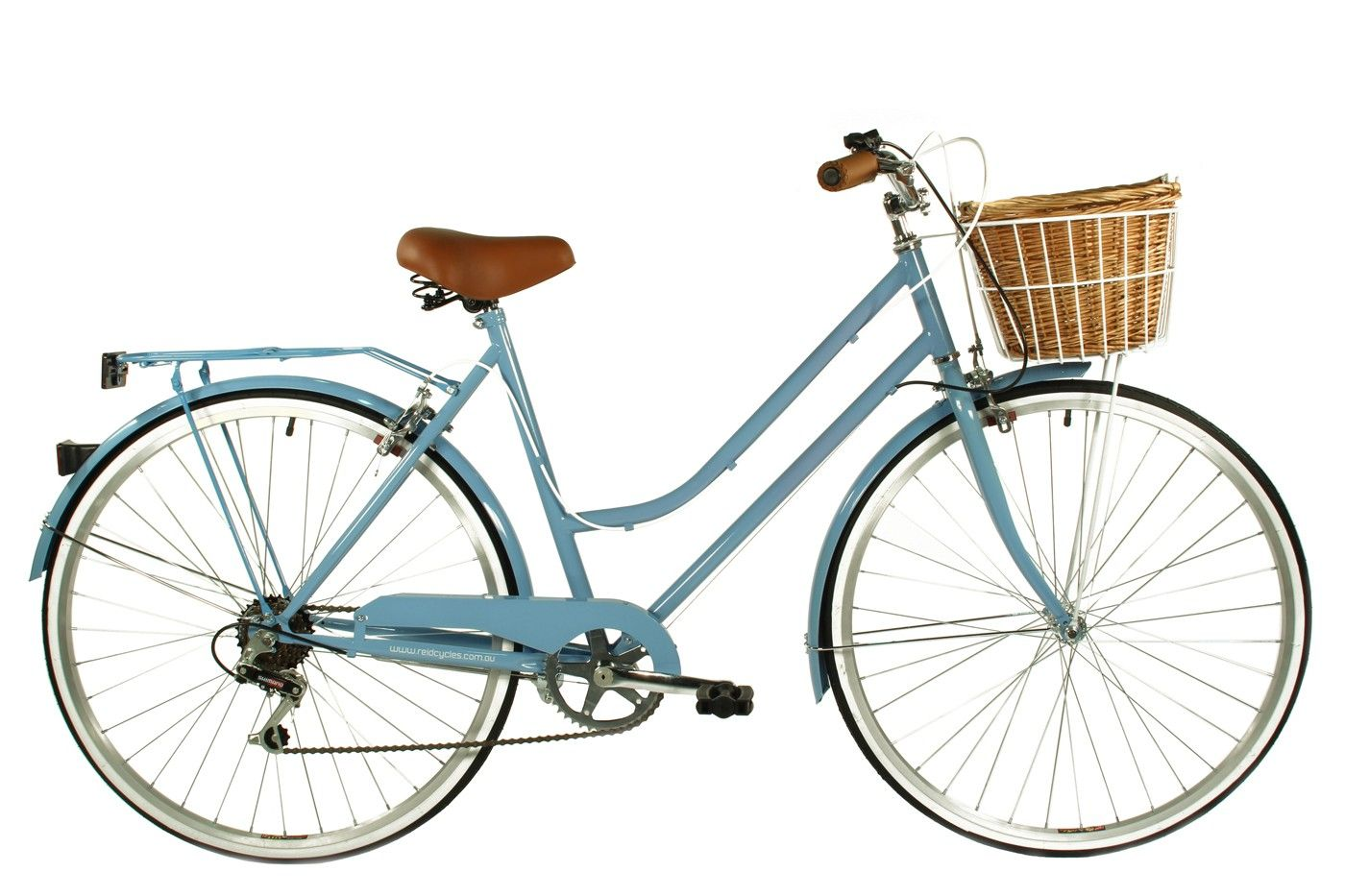 2012 Reid Vintage Ladies Bike 6 Speed Special Edition Fahrrad