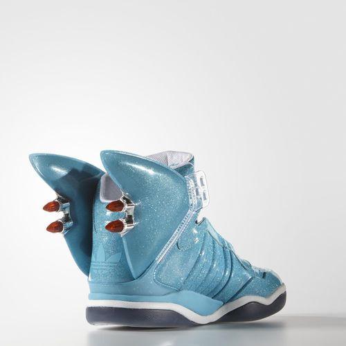 014ef87978af adidas Shark Shoes - Blue