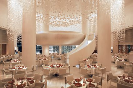 Top 10 Most Expensive Restaurants Number 1 Alan Duce Paris