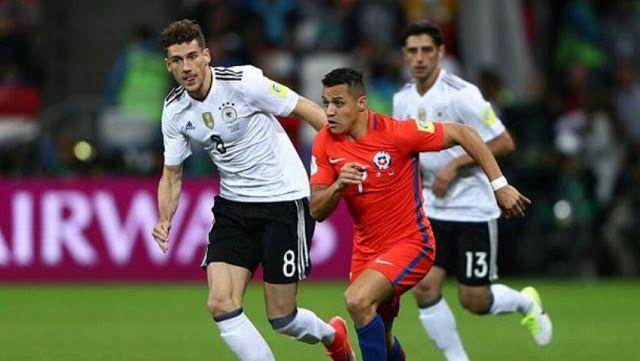 Resumen Copa Confederaciones Alemania vs Chile rusia 2018