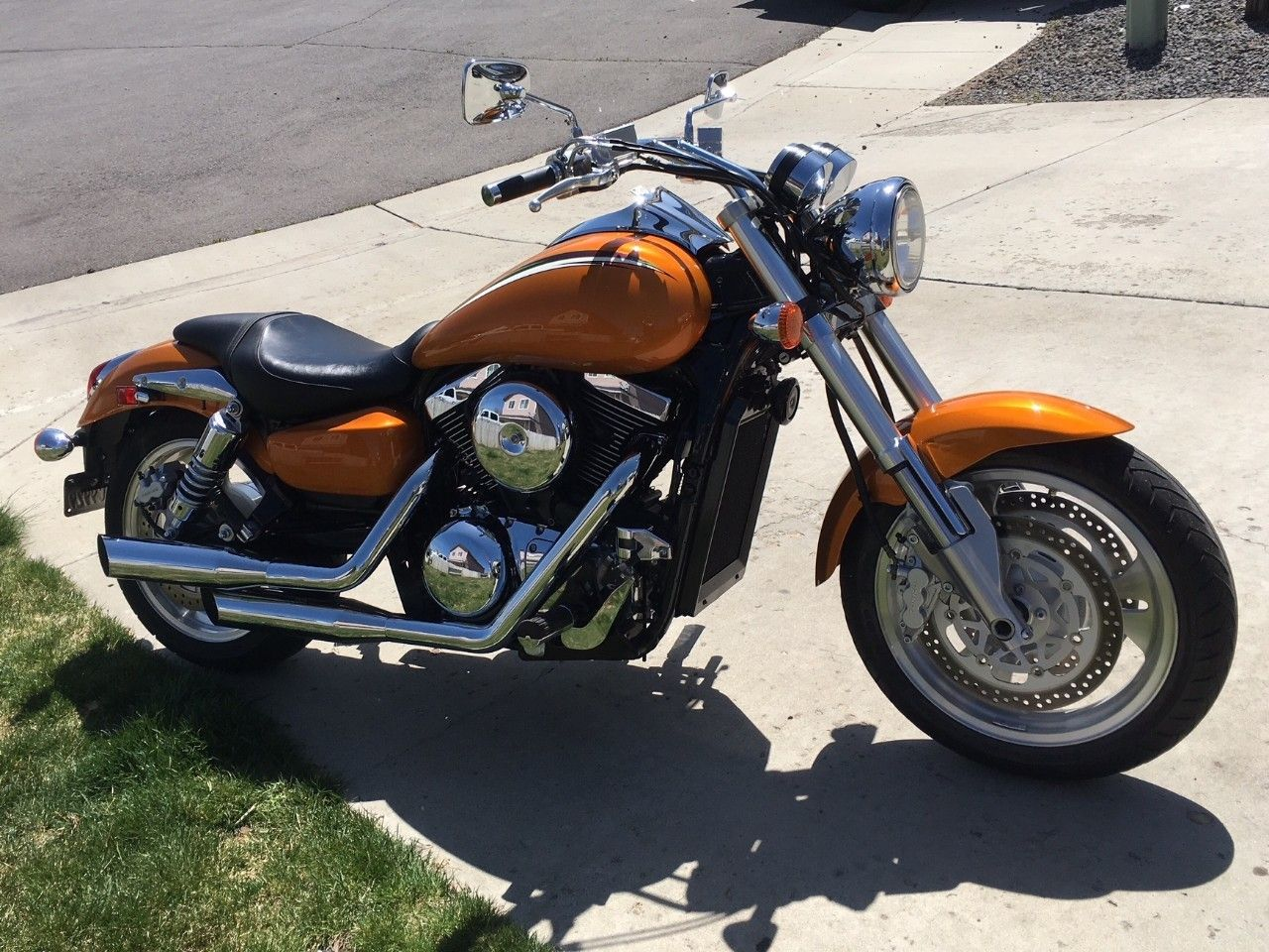 Check Out This 2002 Kawasaki Vulcan 1500 Mean Streak Listing In Susanville Ca 96130 On Cycletrader Com It Kawasaki Bikes Kawasaki Vulcan Kawasaki Vulcan 1500