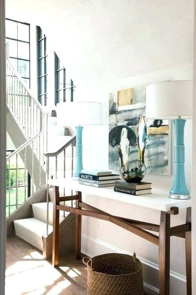 Round Entryway Table Modern Entry Table Decor Modern Entryway Table Ideas  Modern Farmhouse Round Entry Table .