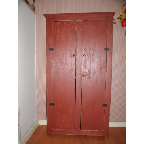 Primitive Pantry Cupboard | Ideas for the House | Pinterest ...