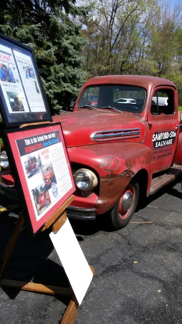 Rankin Bass Historian The Sanford And Son Truck Was At Chiller