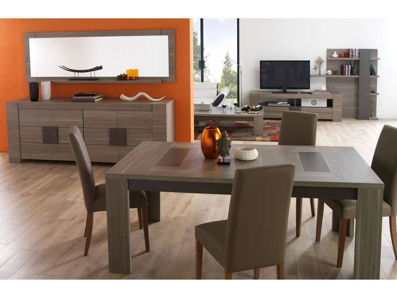 Table Rectangulaire 180 Cm Atlanta Pas Cher Table Conforama Meuble Conforama Meuble Cuisine Mobilier De Salon