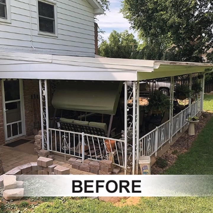Enclose Your Porch And Enjoy It All Year Long Modern Design In 2020 Pergola Patio Patio Enclosures Screened In Patio