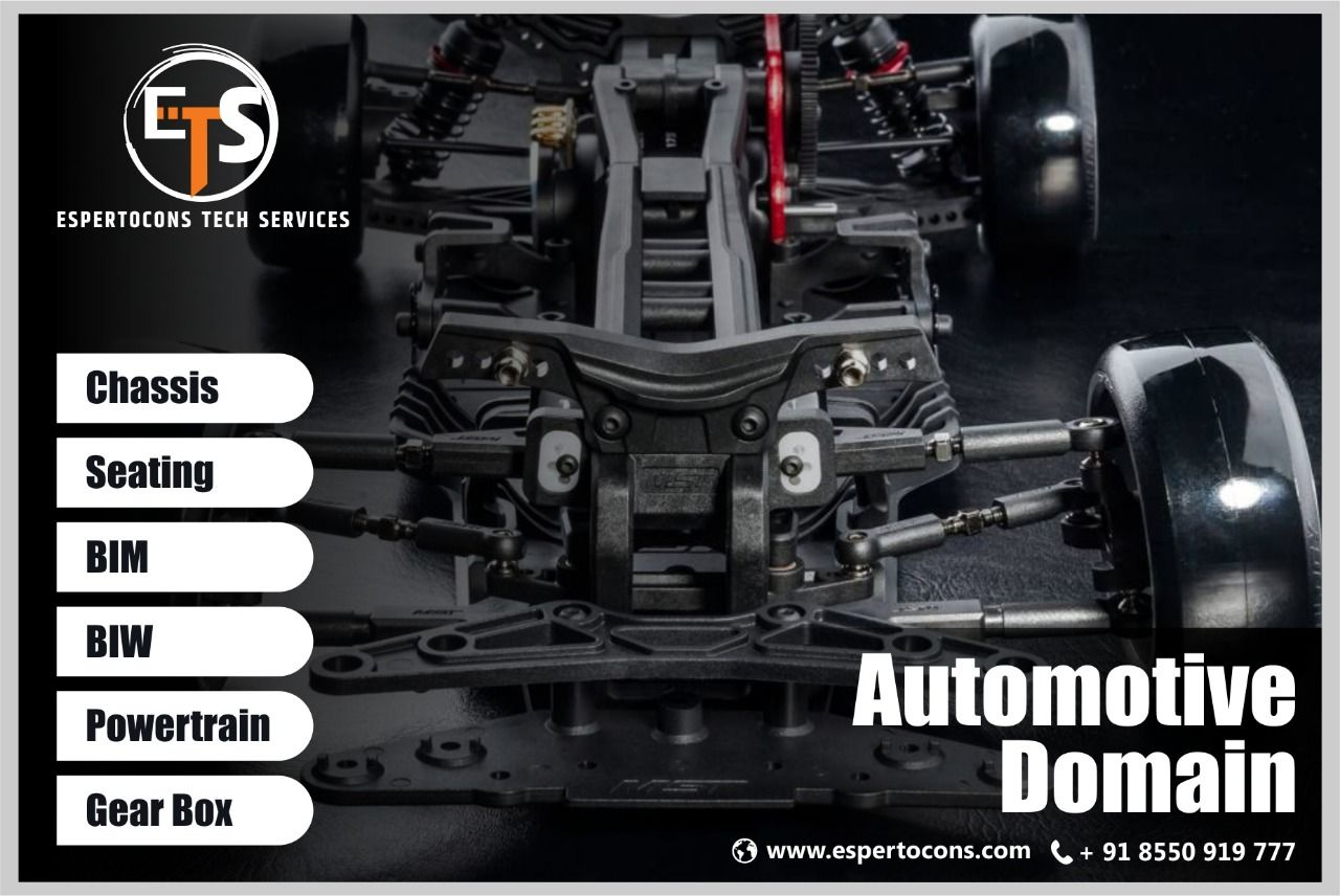 Espertocons Techservices Automotive Engineering Services And
