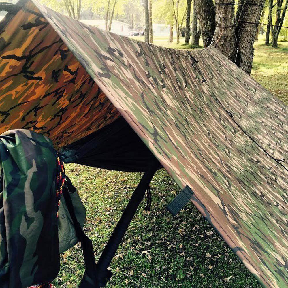 the serac review ultralight fly rain expert tarp hammock