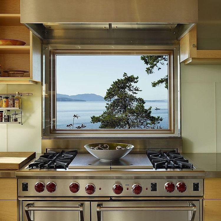 Davis Residence by Miller Hull via homeado0 home design