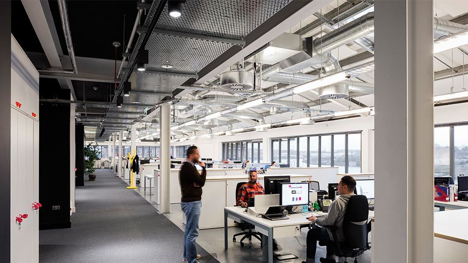 natural office lighting. ing bank uk headquarters london workplace modern gym linear lines light ceiling feature interesting pinterest ceilings and lightingu2026 natural office lighting c