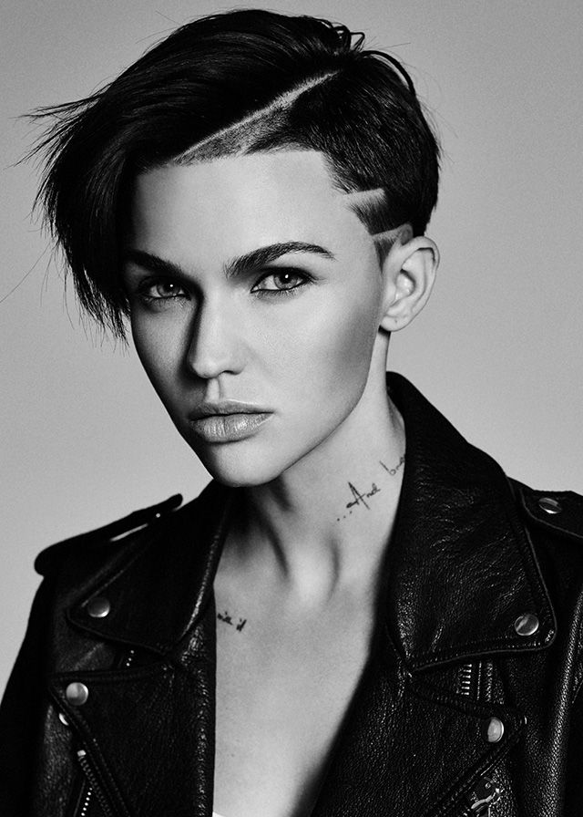 Ruby Rose Orange Is The New Black Google Search Haircut Fails Angels Beauty Short Hair Styles