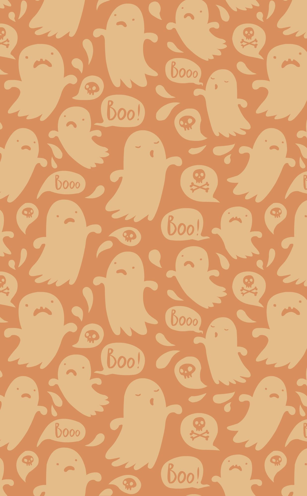 Halloween cell phone background - BOO!   Halloween Cell Phone ...