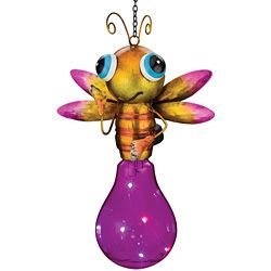 Never have we seen a firefly with such personality!