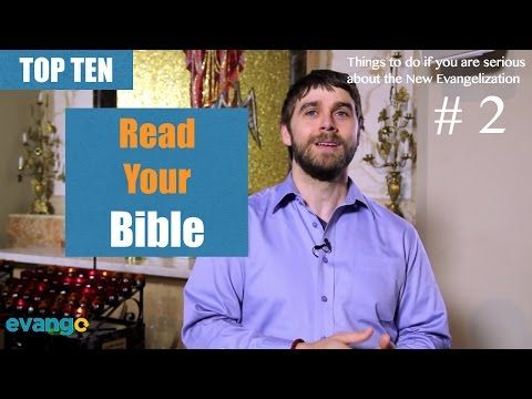 Read your Bible - YouTube