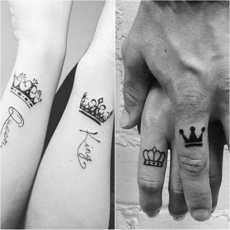Crown Tattoo For Kings And Queens Crown Meaning And Designs