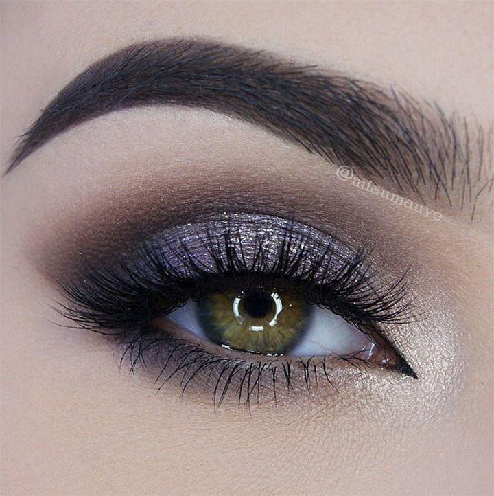 Smokey Eye Looks in 10 wunderschönen Farben