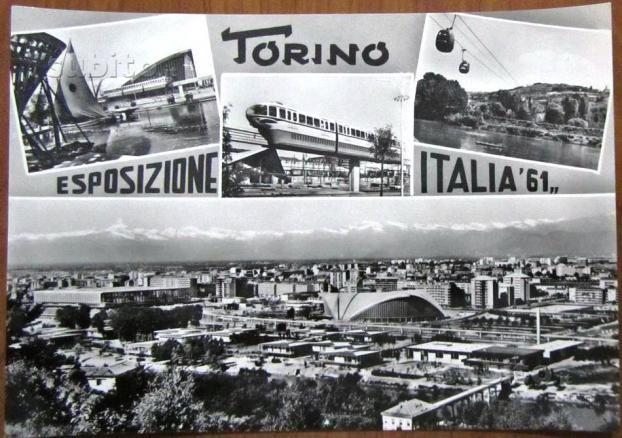Esposizione Italia 61 Torino