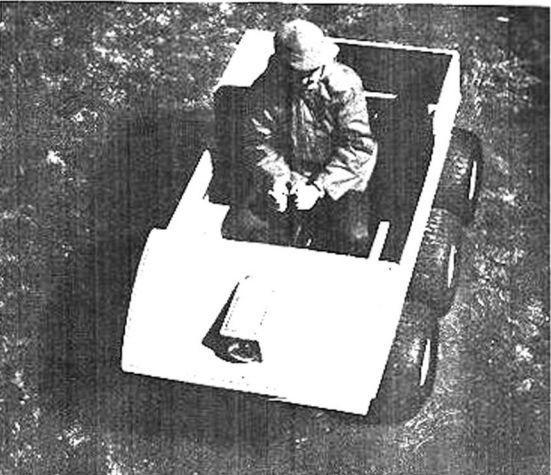 Vintage Six Wheel ATV Plans   cars   Atv, Automobile, Dump