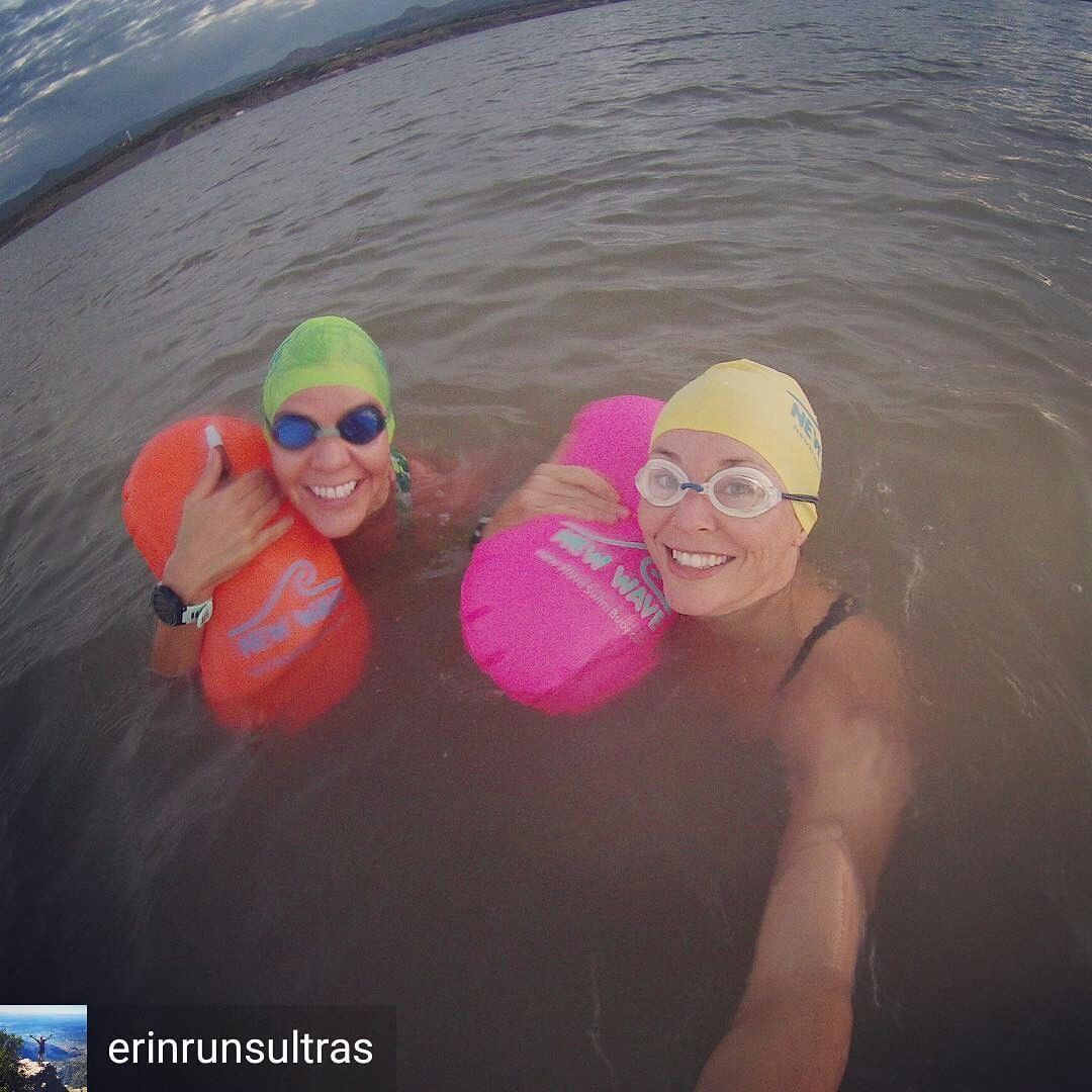 From Erin Churchill Erinrunsultras Cochiti Was So Murky Today We Couldn T Even See Our Arms Openwaterswim Open Water Swimming Open Water Water Life