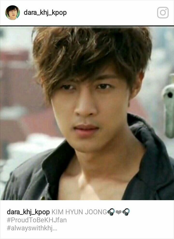 Khj S Official Instagram Account Is Hyunjoong860606 Kim Hyun Joong 김현중 City Conquest Kdrama Kpop Xoxo Boys Over Flowers Korean Actors Singer