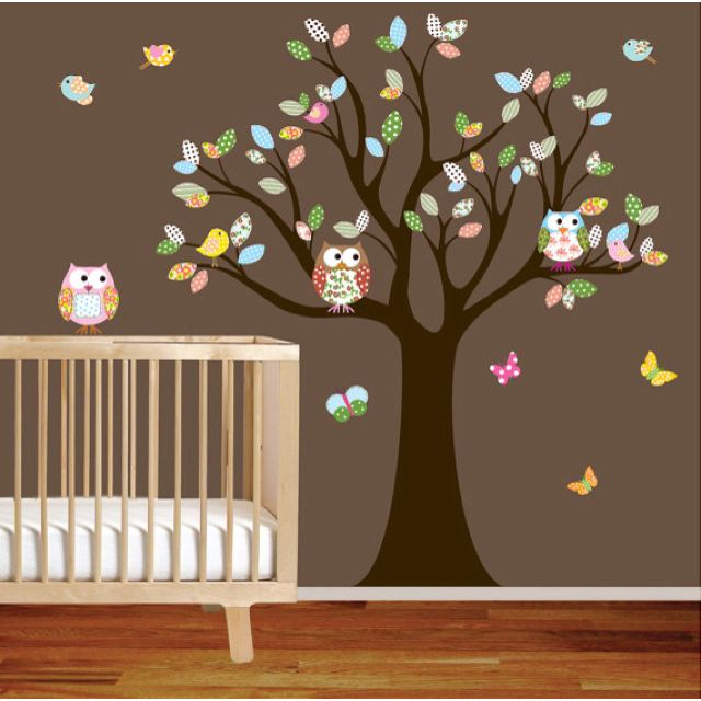 Jungle Curtains Baby Room