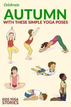 gevonden op bing via wwwpinterest  kids yoga poses